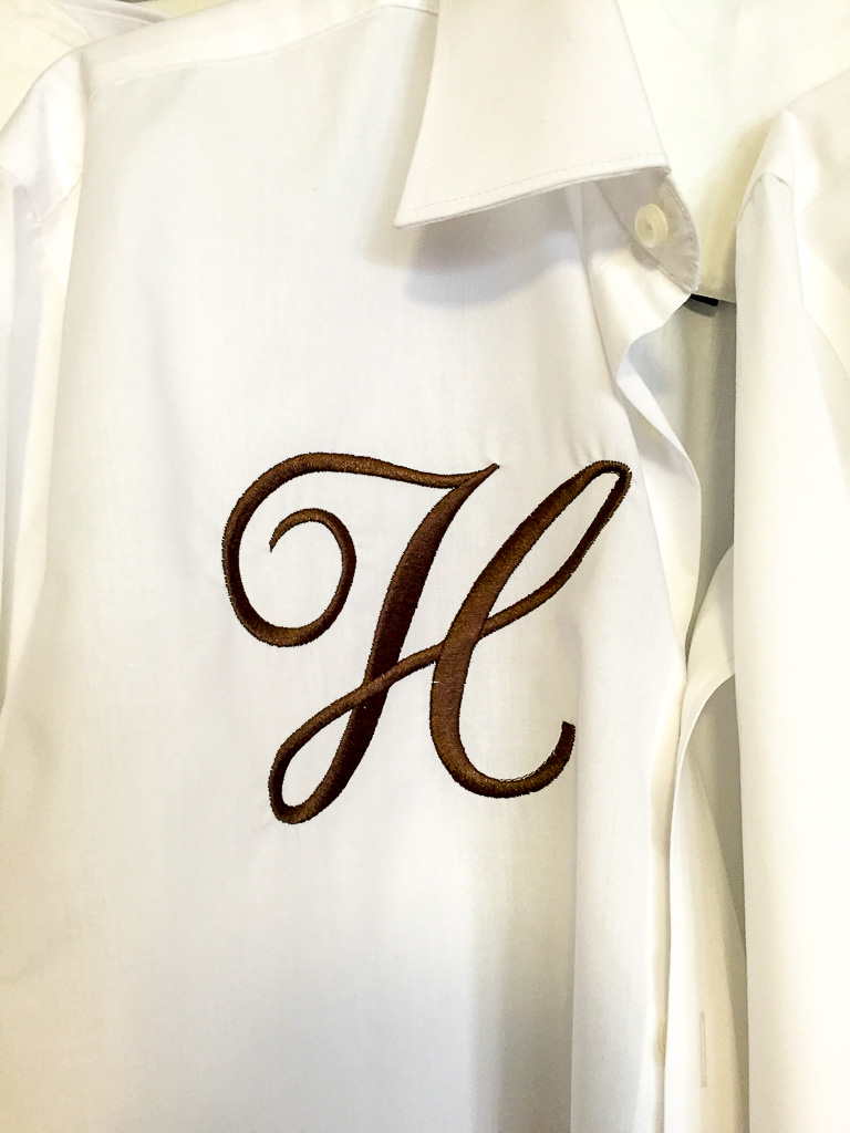 Bridesmaids Embroidered Shirts